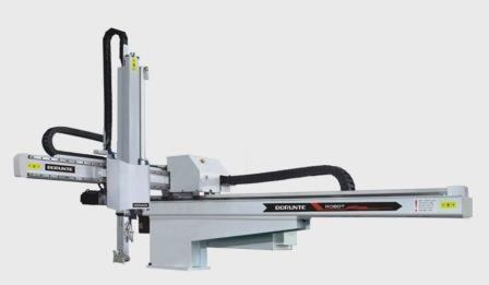 High precision Two-axis AC Servo Traversing Robot-Telescopic Type